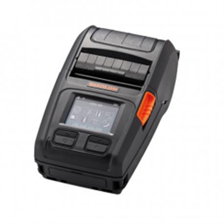 Bixolon XM7-20, USB-C, RS232, BT (iOS), Wi-Fi, 8 dots/mm (203 dpi), display, ZPLII, CPCL