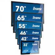 iiyama ProLite TE6502MIS-B1AG, 165 cm (65''), infrared, 4K, black, Android