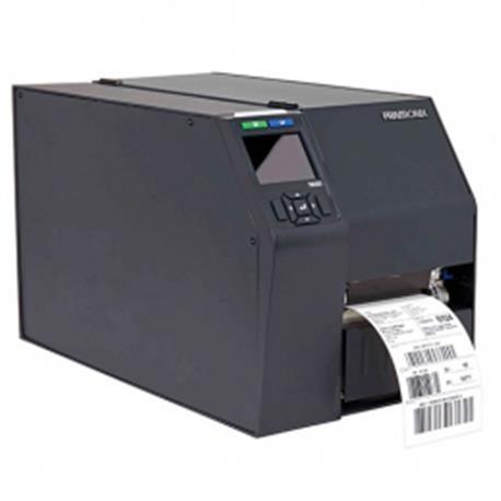 Printronix T83X4, 12 dots/mm (300 dpi), peeler, rewind, USB, RS232, Ethernet, GPIO