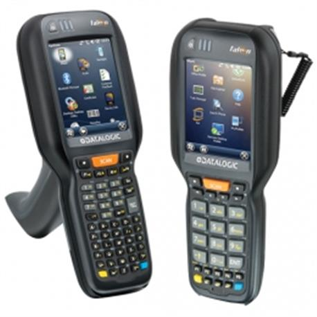 Datalogic Gryphon GPS4421, 2D, USB, kabel (USB), wit