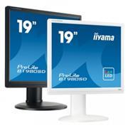 iiyama ProLite E1980SD-B1, 48.3 cm (19''), zwart