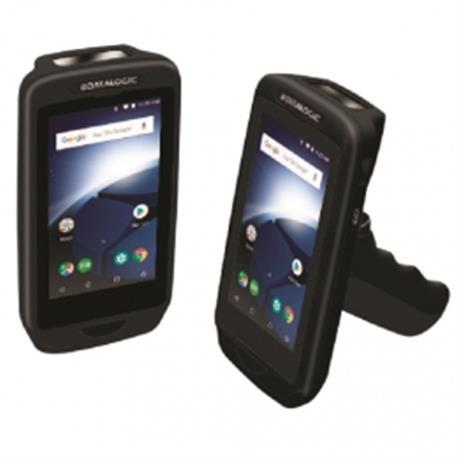 Datalogic PowerScan PBT9300, BT, 1D, AR, kabel (USB), RB, geel/zwart