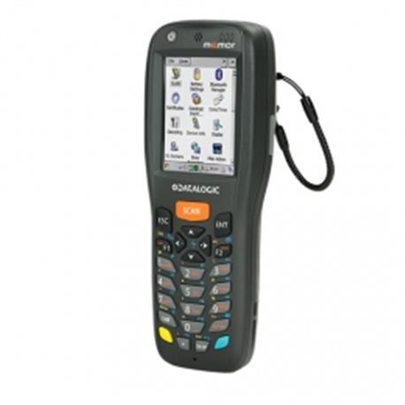 Datalogic PowerScan PD9330, 1D, AR, multi-IF, kabel (RS232), zwart, geel