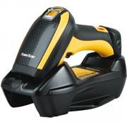 Datalogic PowerScan PM9300, 1D, SR, disp., kabel (USB), RB, zwart, geel