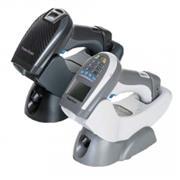 Datalogic PM9500-RT, 2D, SR, kabel (RS-232), wit, grijs