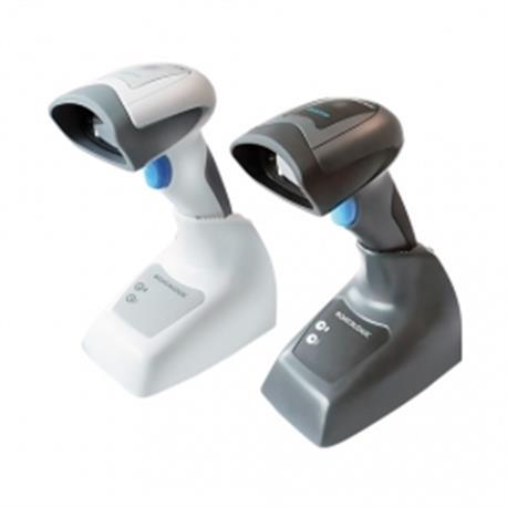 Datalogic QuickScan Lite QW2400, 2D, WA, USB, kabel (USB, spiraal), zwart