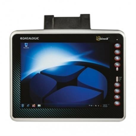 Datalogic Skorpio X3, 2D, MP, USB, RS232, BT, Wi-Fi, alpha, Gun, ext. bat.