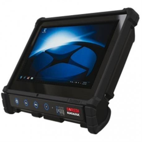 Honeywell H-4310, 12 dots/mm (300 dpi), rewind, RTC, display, USB, RS232, LPT, Ethernet