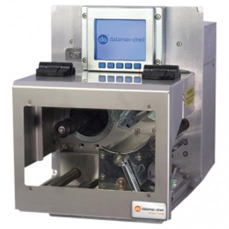 Honeywell I-4212e, 8 dots/mm (203 dpi), rewind, display, DPL, PL-Z, PL-I, USB, RS232, LPT