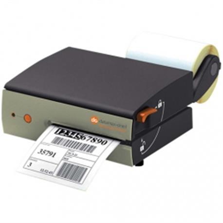 Honeywell M-4206, 8 dots/mm (203 dpi), peeler, rewind, display, PL-Z, PL-I, PL-B, USB, RS232, LPT, Ethernet