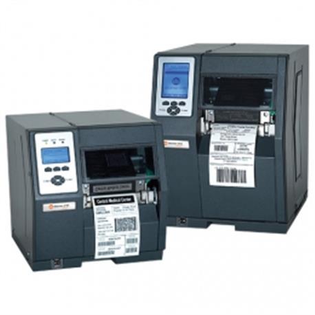 Honeywell M-4308, 12 dots/mm (300 dpi), peeler, rewind, display, PL-Z, PL-I, PL-B, USB, RS232, Ethernet