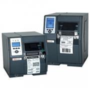 Honeywell H-6210, 8 dots/mm (203 dpi), rewind, RTC, display, USB, RS-232, LPT, Ethernet