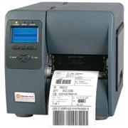 Honeywell M-4308, 12 dots/mm (300 dpi), peeler, rewind, display, PL-Z, PL-I, PL-B, USB, RS-232, LPT, Ethernet