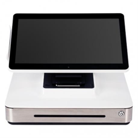 Epson TM-T88VI, USB, RS232, Ethernet, zwart