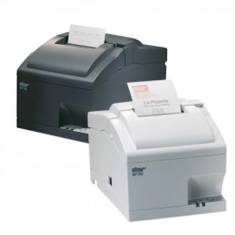 Star SP512-MD, RS232, wit