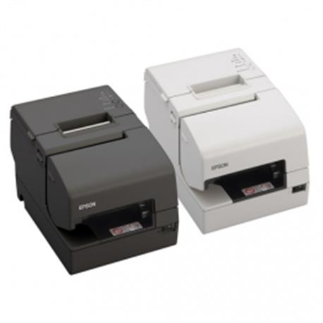 Epson TM-m10, USB, 8 dots/mm (203 dpi), ePOS, zwart