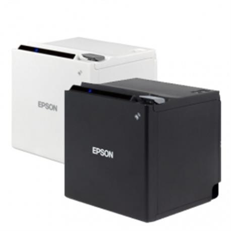Epson TM-T70II, USB, WLAN, donkergrijs