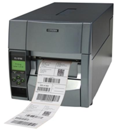 Zebra 105SL Plus 12 dots/mm (300 dpi), peeler, rewinder, ZPLII, multi-IF, printserver (ethernet)