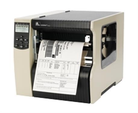 Zebra 220Xi4, 8 dots/mm (203 dpi), cutter, RTC, ZPLII, printserver (ethernet, wifi)