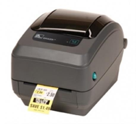Zebra GX420d rev2, 8 dots/mm (203 dpi), cutter, display, EPL, ZPL, multi-IF, printserver (wifi)