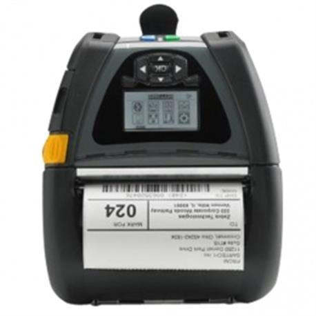 Zebra reserve batterij