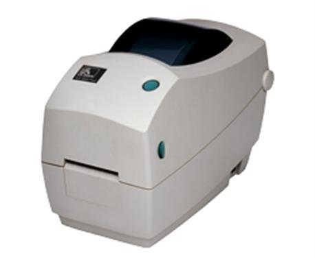 Zebra TLP2824 Plus, 8 dots/mm (203 dpi), cutter, RTC, EPL, ZPL, USB, printserver (ethernet)