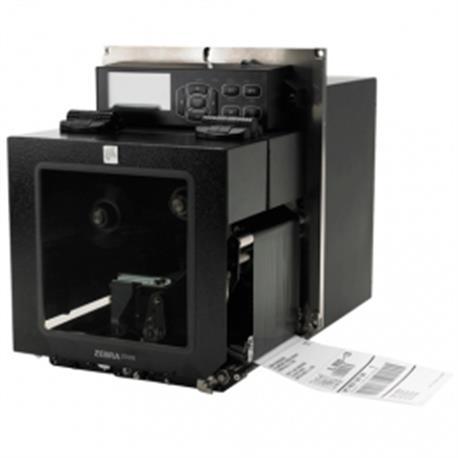 Zebra GT800, 12 dots/mm (300 dpi), peeler, MS, EPLII, ZPLII, multi-IF (Ethernet)