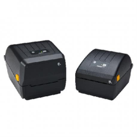 Zebra GX420t rev2, 8 dots/mm (203 dpi), peeler, display, EPL, ZPL, multi-IF, printserver (wifi)