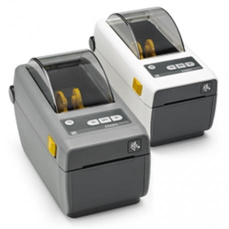 Zebra GX430t rev2, 12 dots/mm (300 dpi), peeler, MS, RTC, EPL, ZPL, multi-IF