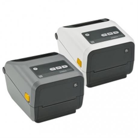 Zebra ZD410, 12 dots/mm (300 dpi), MS, RTC, EPLII, ZPLII, USB, BT (BLE), Ethernet, white