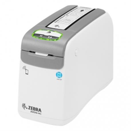 Zebra ZD620t, 8 dots/mm (203 dpi), cutter, MS, RTC, EPLII, ZPLII, USB, RS232, BT, Ethernet