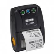 Zebra ZQ210, 8 dots/mm (203 dpi), linerless, CPCL, USB, BT (iOS), zwart