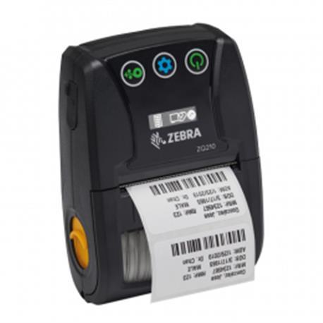 Zebra ZT230, 12 dots/mm (300 dpi), cutter, display, ZPLII, USB, RS232