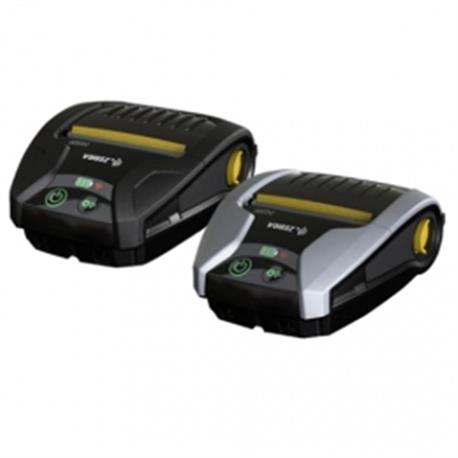 Zebra ZT230, 12 dots/mm (300 dpi), peeler, display, ZPLII, USB, RS232, WLAN