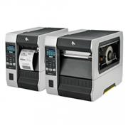 Zebra ZT610, 24 dots/mm (600 dpi), peeler, rewind, disp., RTC, ZPL, ZPLII, USB, RS-232, BT, Ethernet