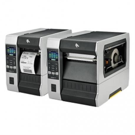 Zebra ZT620, 12 dots/mm (300 dpi), disp., RTC, ZPL, ZPLII, USB, RS-232, BT, Ethernet, WLAN