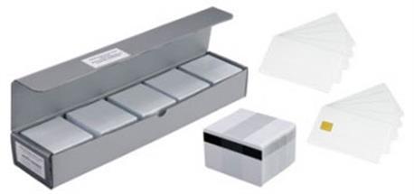 Evolis Plastic Cards, 100 pcs.