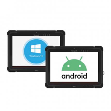 Honeywell CK75, 2D, EX25, USB, BT, WLAN, num., Android