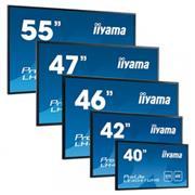 iiyama ProLite LE8640UHS-B1, 217.4 cm (85.6''), 4K, black