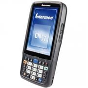 Honeywell CN51, 2D, SR, USB, BT, WLAN, 3G (UMTS), QWERTY, GPS, display, PTT, RB