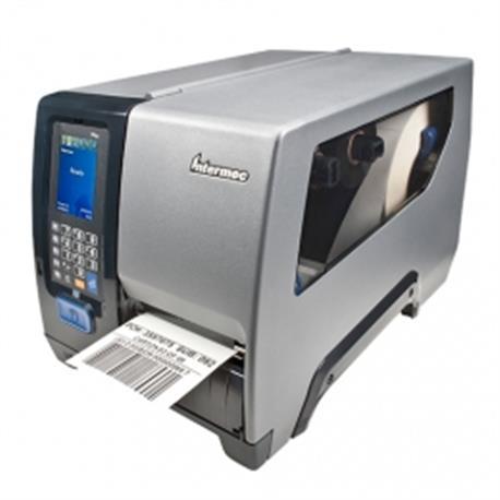 Metapace L-42D, 8 dots/mm (203 dpi), cutter, EPL, EPLII, ZPL, ZPLII, multi-IF (Ethernet), zwart