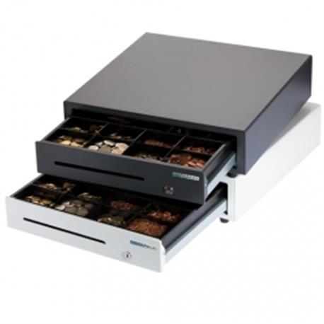 Glancetron 8045, zwart, RVS