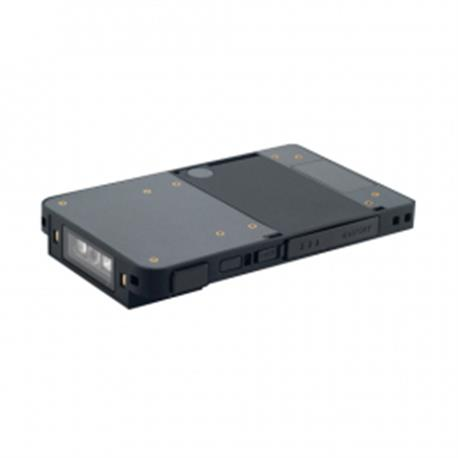 Honeywell Solaris 7820, 1D, HD, multi-IF, EAS, kabel (RS232), zwart