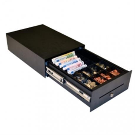 Citizen CT-S601, USB, 8 dots/mm (203 dpi), cutter, zwart