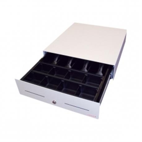 Citizen CL-S621, 8 dots/mm (203 dpi), peeler, ZPL, Datamax, multi-IF (Ethernet, Premium), zwart