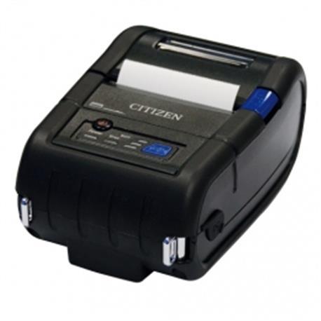 Citizen CL-S6621, 8 dots/mm (203 dpi), ZPLII, Datamax, multi-IF (Ethernet, Premium), zwart