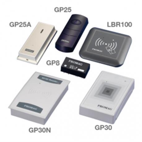 Promag GP20N, RS-232