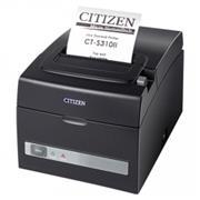 Citizen CT-S801II, 8 dots/mm (203 dpi), cutter, display, zwart