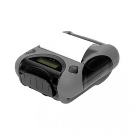 Zebra LI3678-SR, BT, 1D, SR, multi-IF, FIPS, kabel (USB), zwart, groen