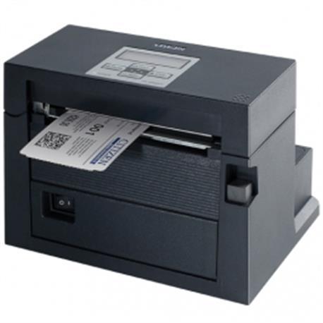 Citizen CT-S851, Ethernet, 8 dots/mm (203 dpi), cutter, display, zwart